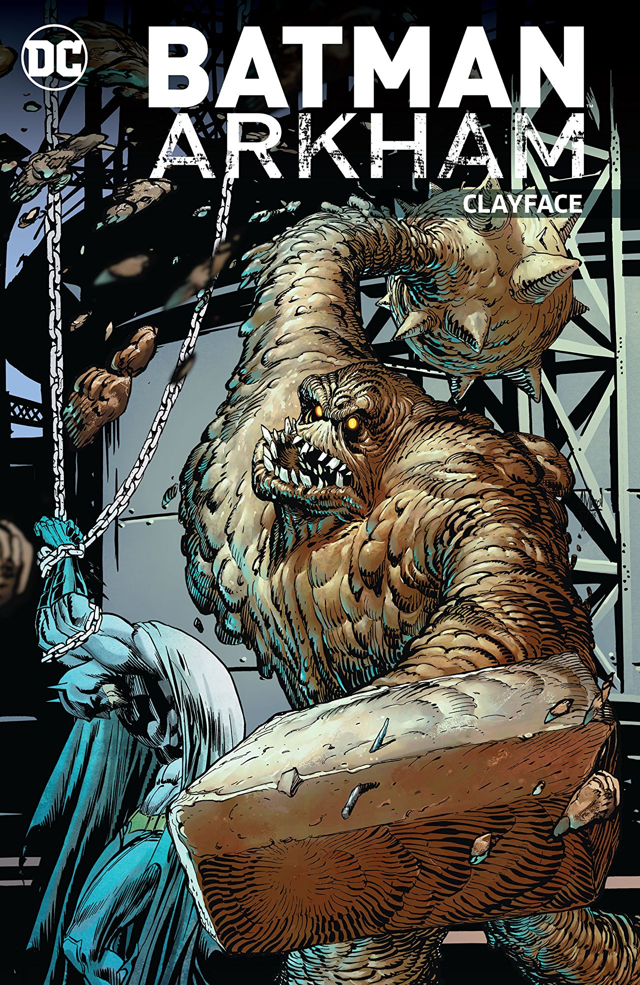 Batman Arkham: Clayface (Collected)