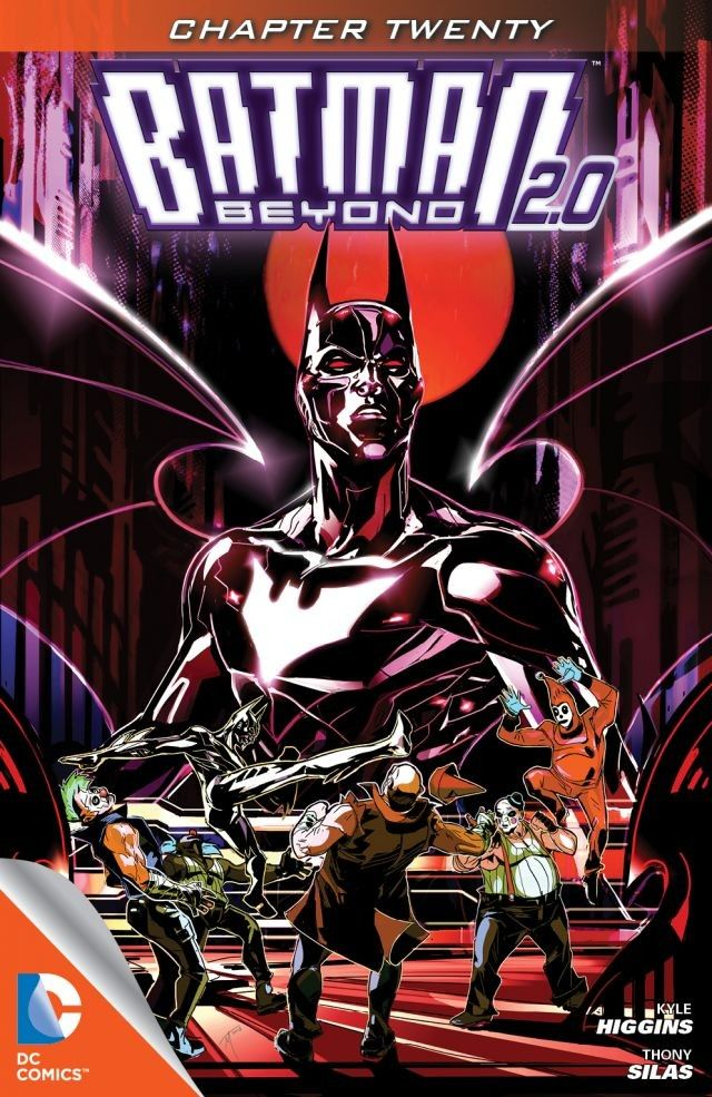 Batman Beyond 2.0 Vol 1 20 (Digital)