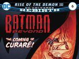 Batman Beyond Vol 6 6