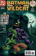 Batman Wildcat 1