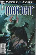 Battle For the Cowl Man-Bat Vol 1 1