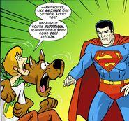 Bizarro Scooby-Doo Team-Up 001