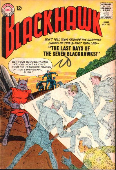 Blackhawk Vol 1 185