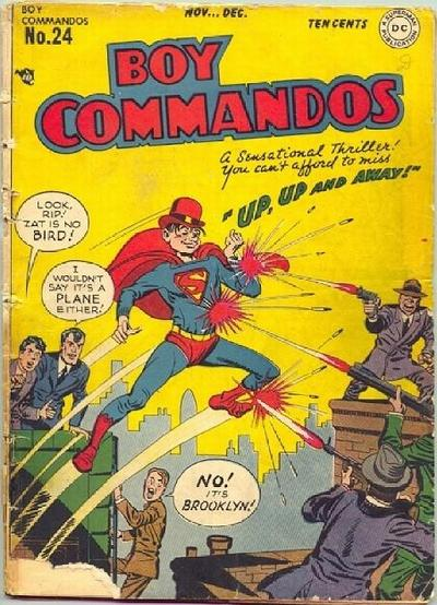 Boy Commandos Vol 1 24