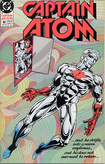 Captain Atom Vol 2 41