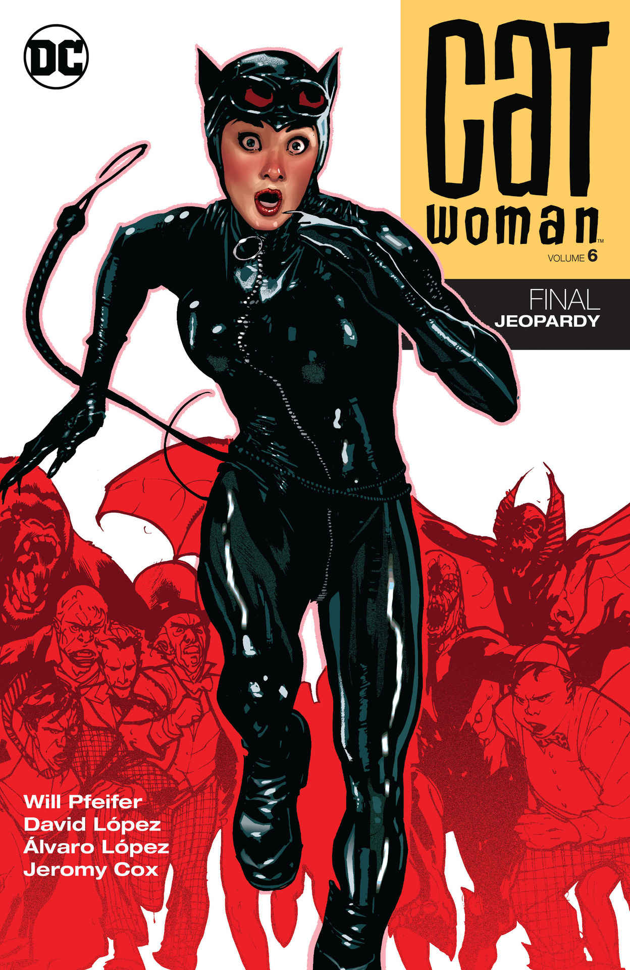 Catwoman: Final Jeopardy (Collected)