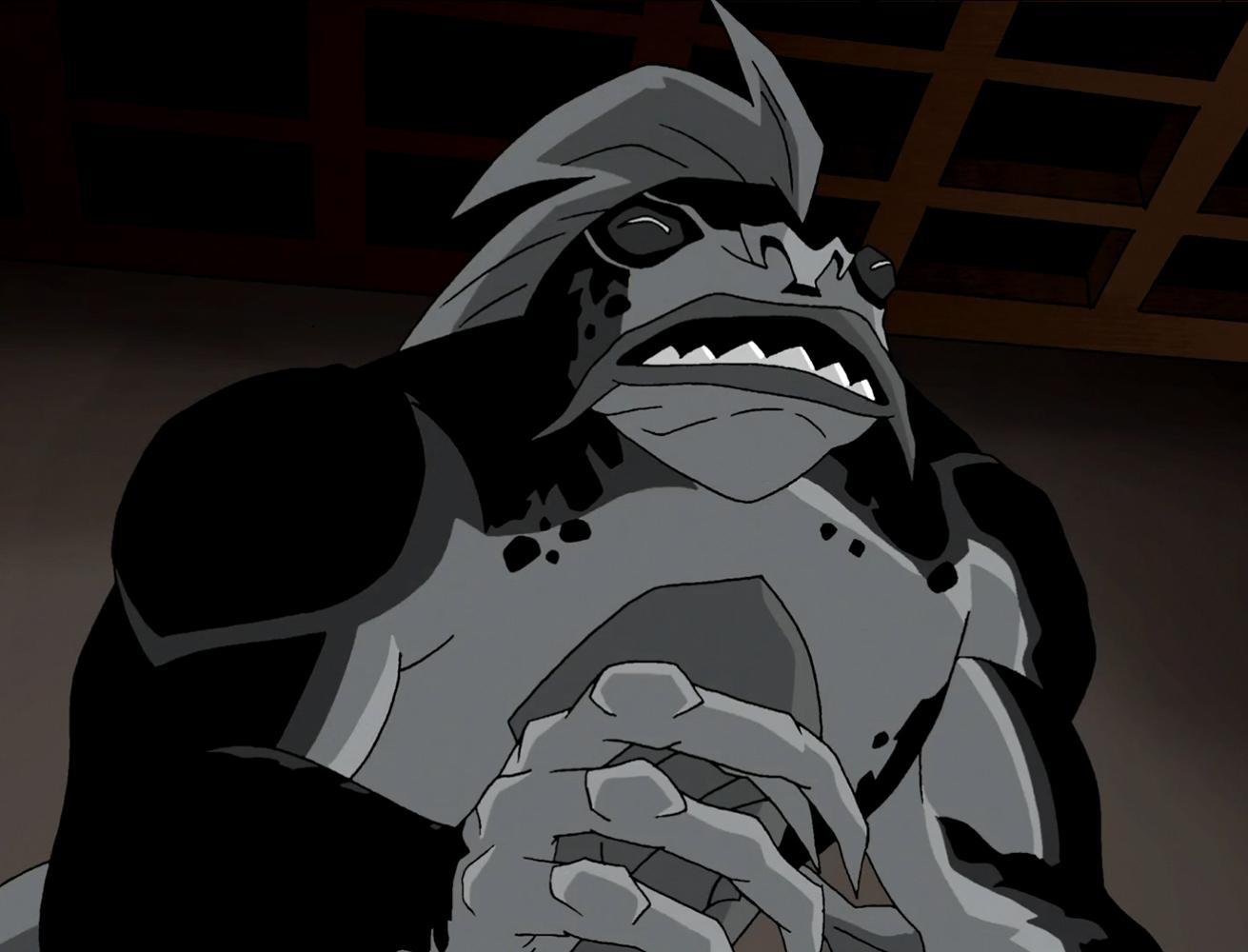 Creature from Jones Lake (Teen Titans TV Series)