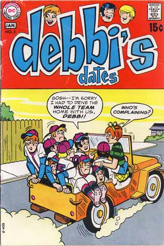 Debbi's Dates Vol 1 5