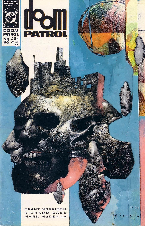Doom Patrol Vol 2 39