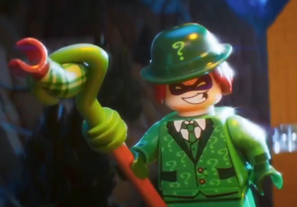 Edward Nigma (The Lego Movie)