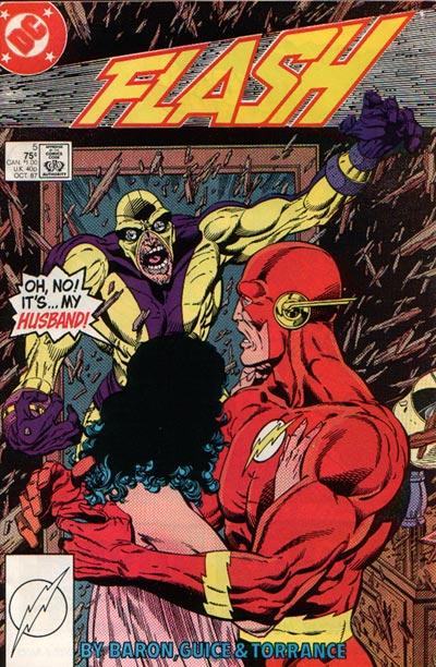 The Flash Vol 2 5