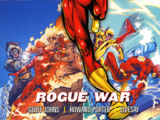 The Flash: Rogue War (Collected)