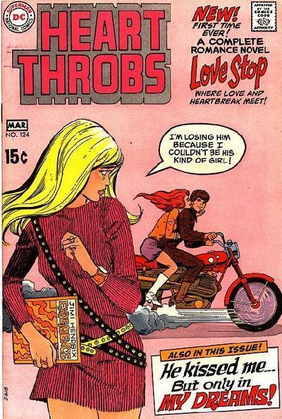 Heart Throbs Vol 1 124