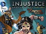 Injustice: Gods Among Us: Year Three Vol 1 8