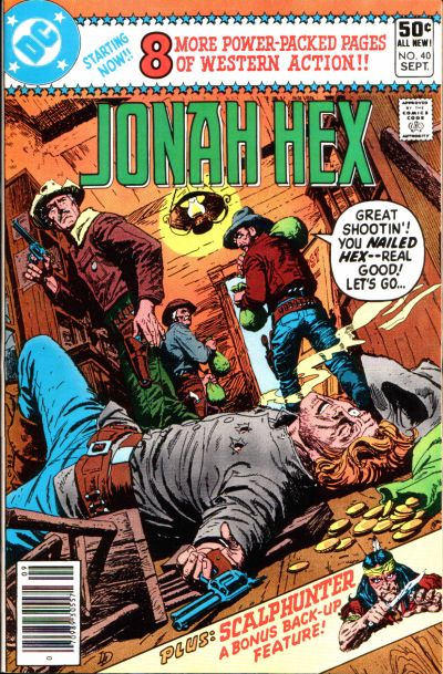 Jonah Hex Vol 1 40