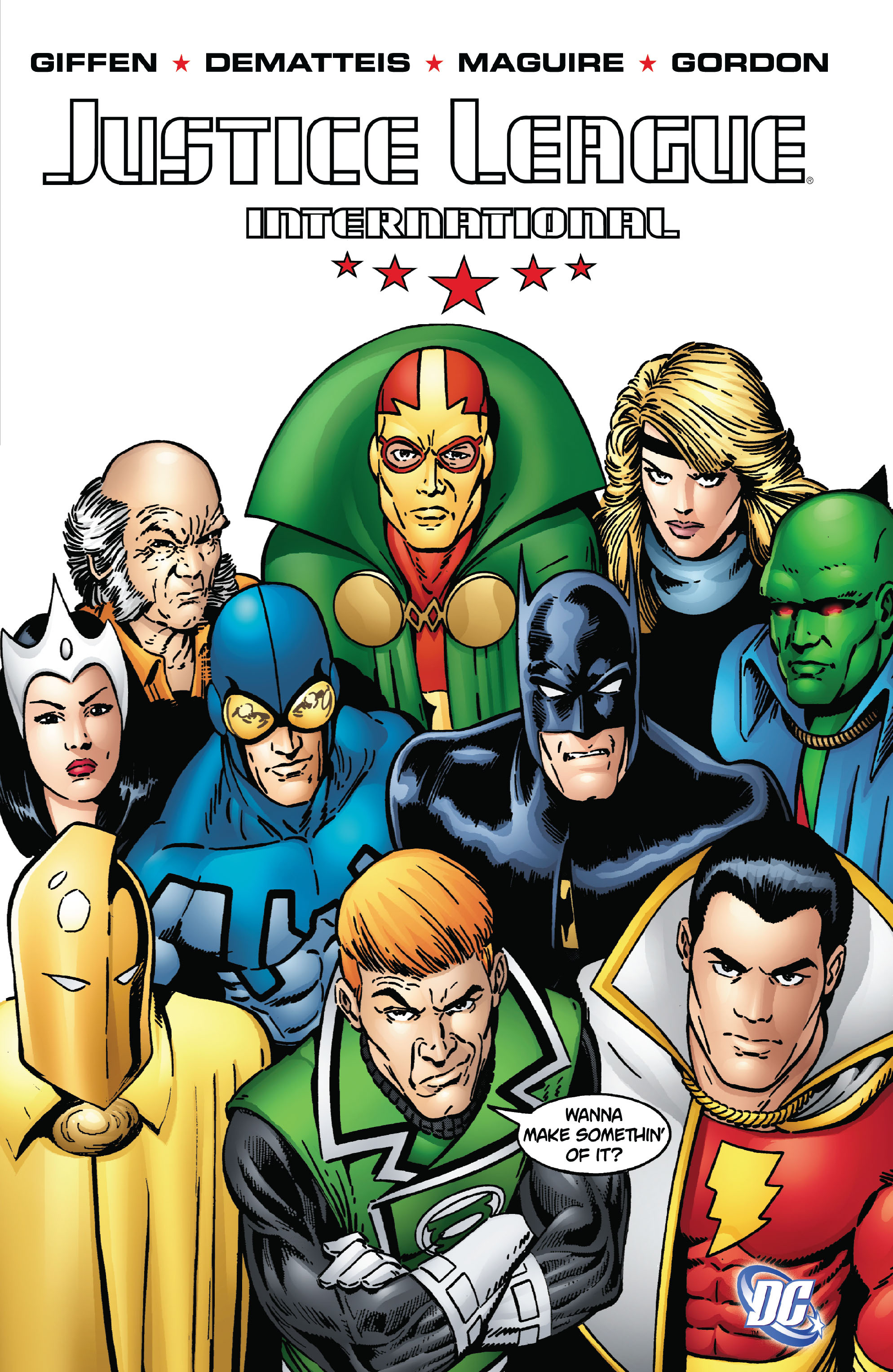 Justice League International: Volume One (Collected)