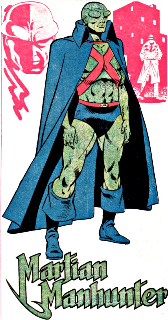 J'onn J'onzz (Earth-One)