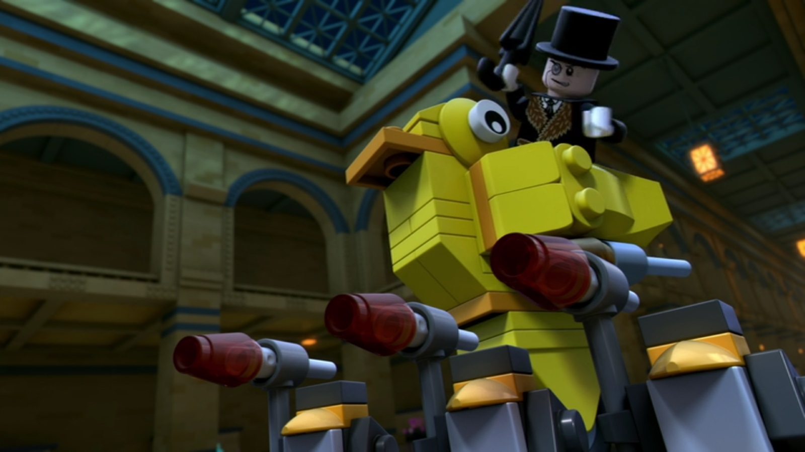 Oswald Cobblepot (Lego DC Heroes)