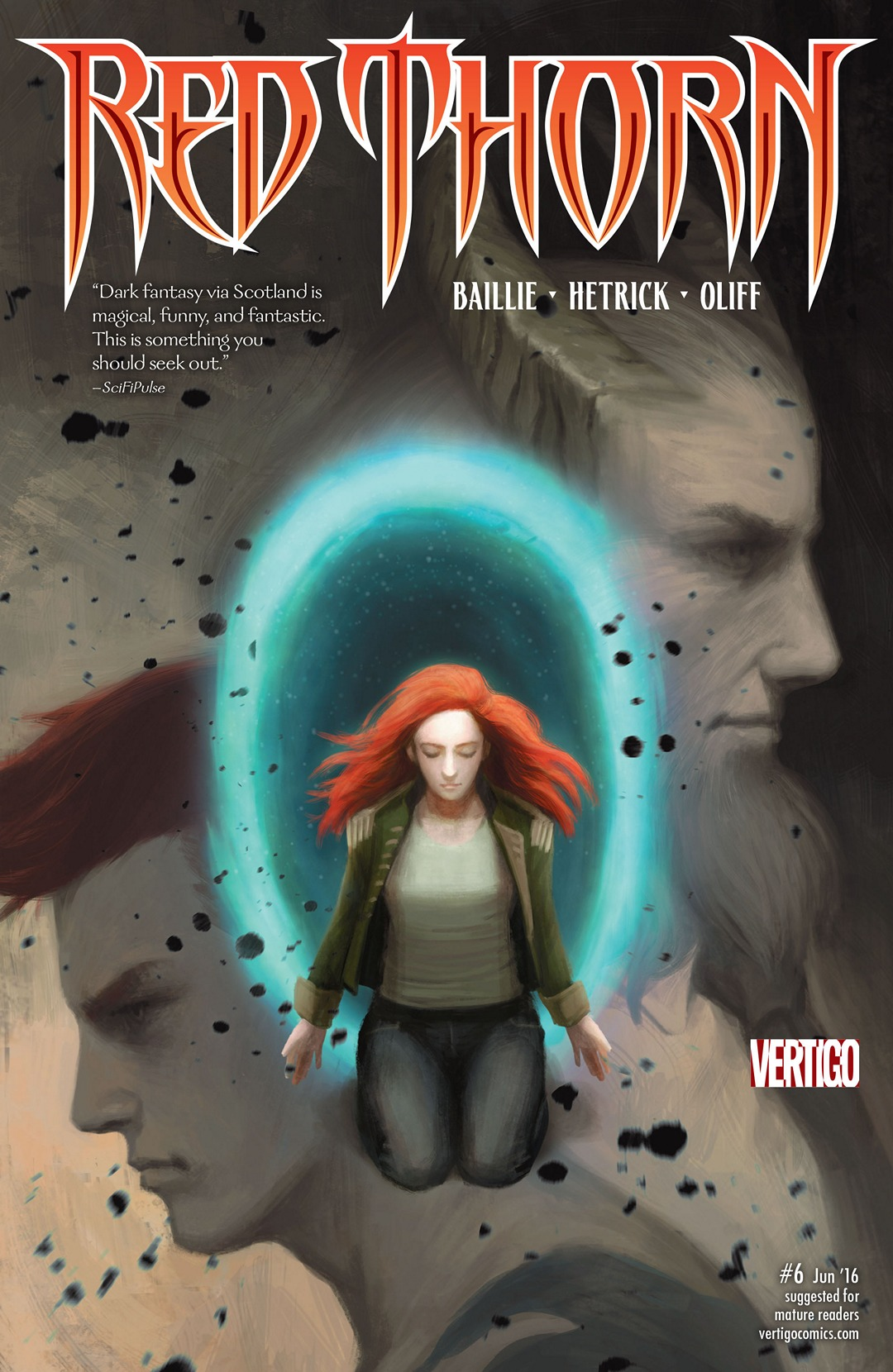 Red Thorn Vol 1 6