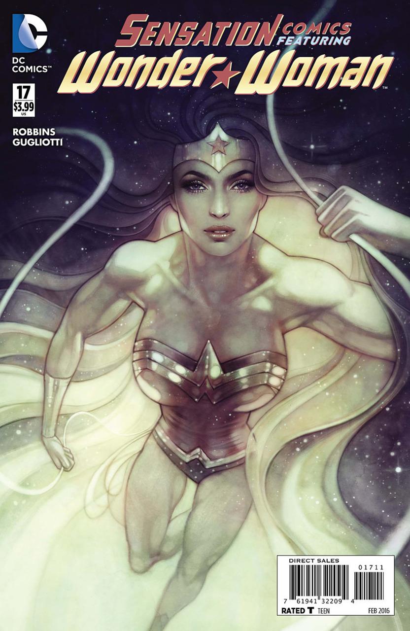 Sensation Comics Featuring Wonder Woman Vol 1 17
