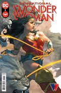 Sensational Wonder Woman Vol 1 1