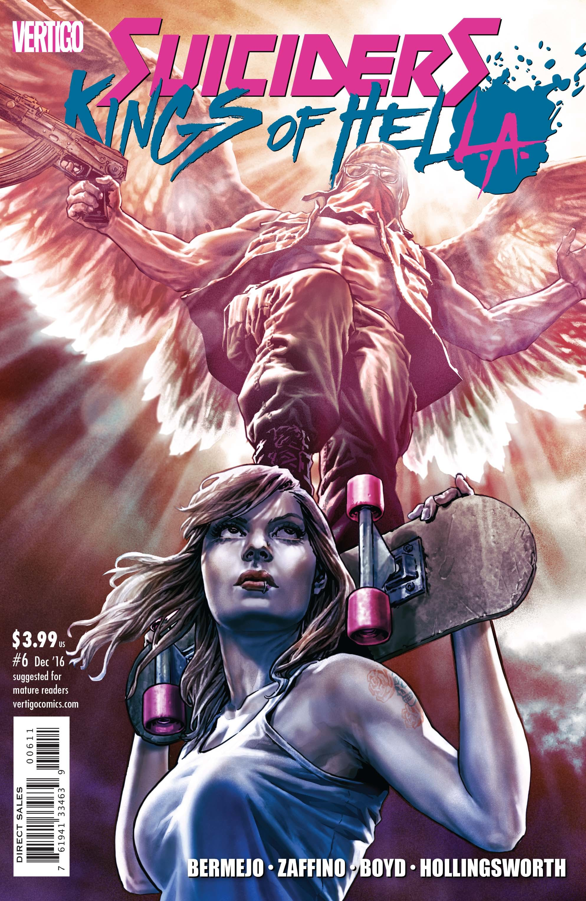 Suiciders: Kings of HELL.A. Vol 1 6