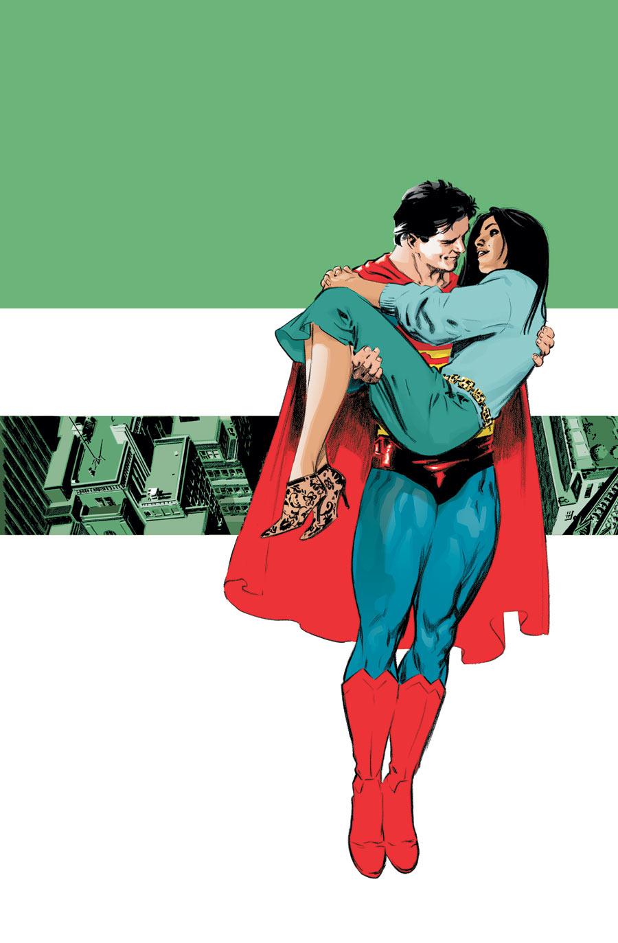 Clark Kent (Secret Identity)