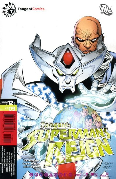 Tangent: Superman's Reign Vol 1 12
