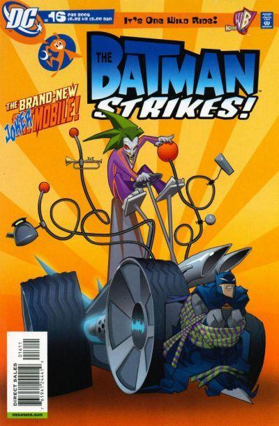 The Batman Strikes! Vol 1 16