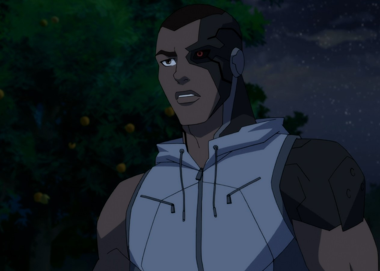 Victor Stone (Earth-16)