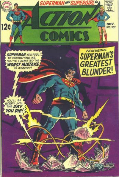 Action Comics Vol 1 369