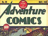 Adventure Comics Vol 1 38