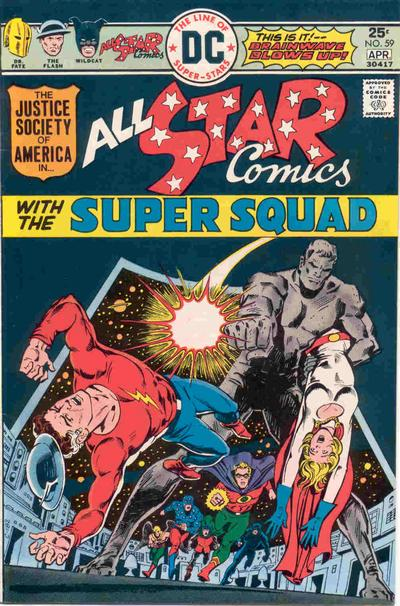 All-Star Comics Vol 1 59