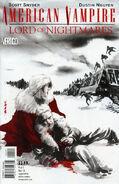 American Vampire Lord of Nightmares Vol 1 4