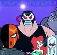 Bane Teen Titans TV Series 001