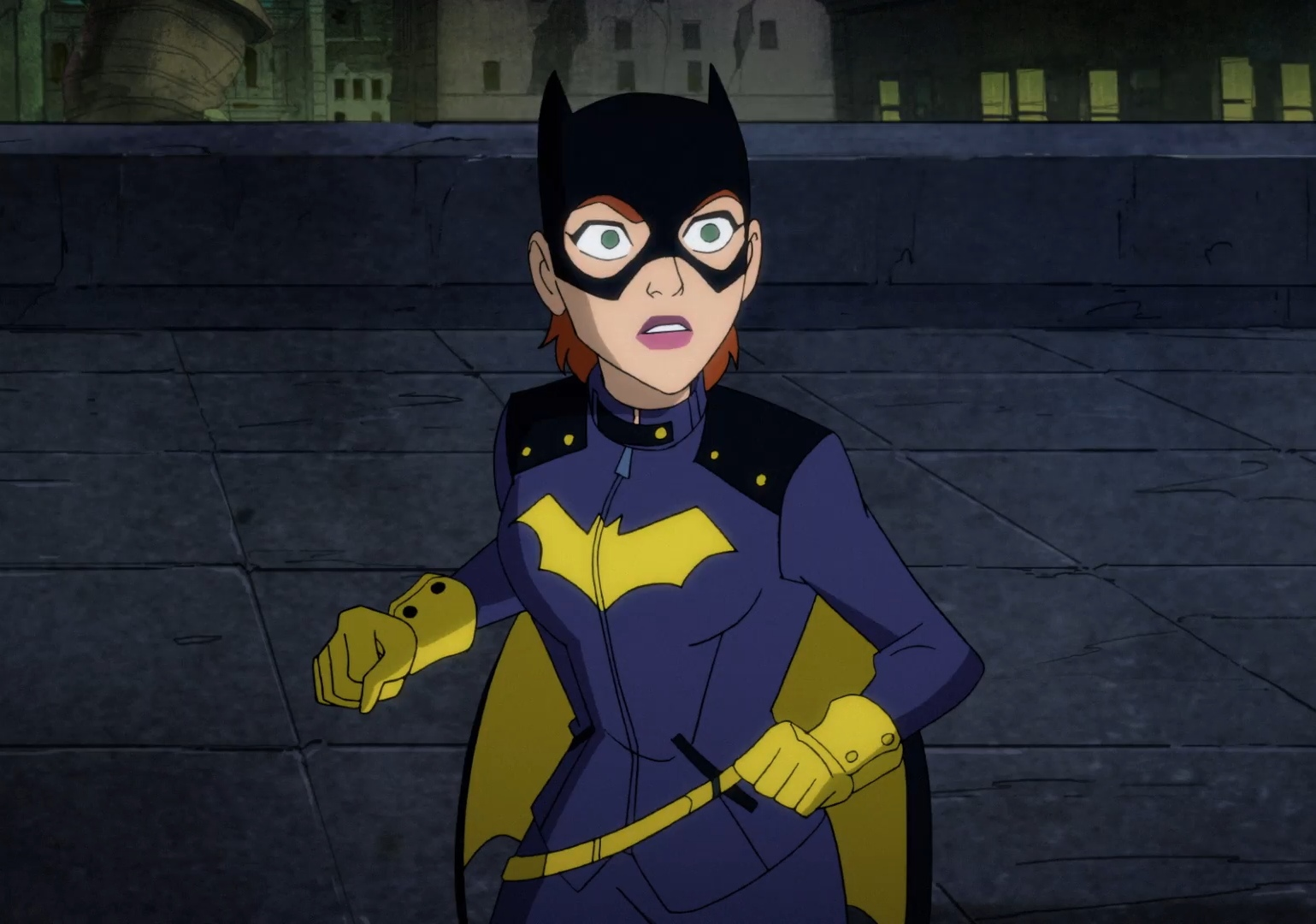Barbara Gordon (Harley Quinn TV Series)