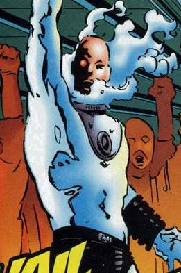 Wolfgang von Strucker (Amalgam Universe)