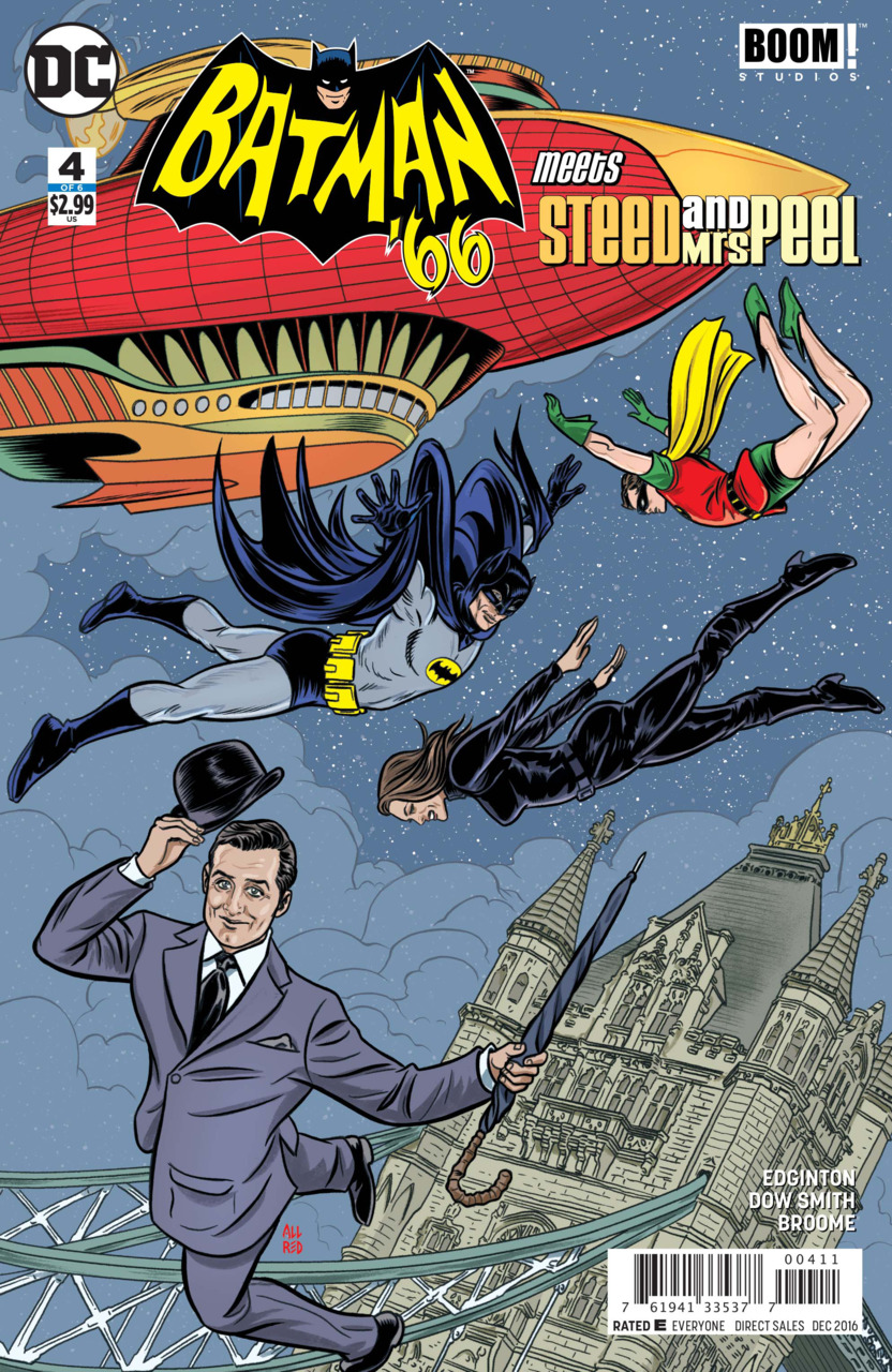 Batman '66 Meets Steed and Mrs. Peel Vol 1 4
