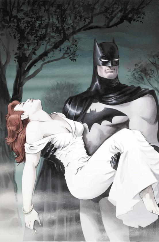 Batman and the Monster Men Vol 1 5