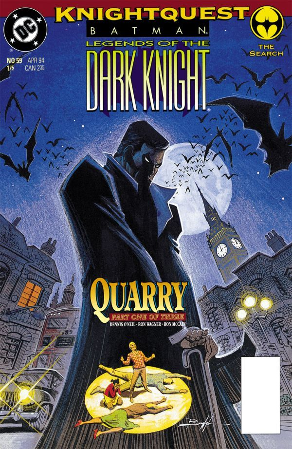Batman: Legends of the Dark Knight Vol 1 59