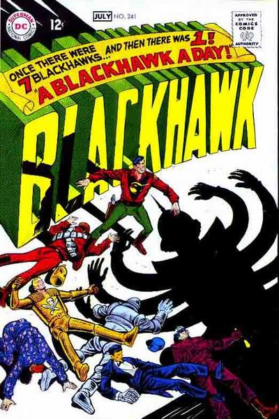 Blackhawk Vol 1 241