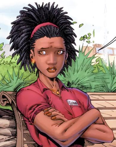 Claudia Patterson (Prime Earth)