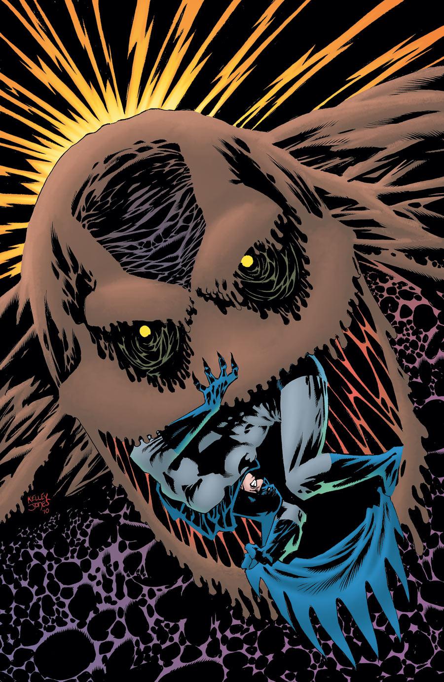 Joker's Asylum: Clayface Vol 1 1