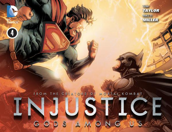 Injustice: Gods Among Us Vol 1 2