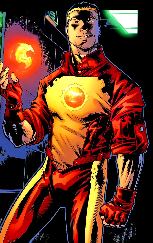 Dirk Morgna (Earth-Prime)