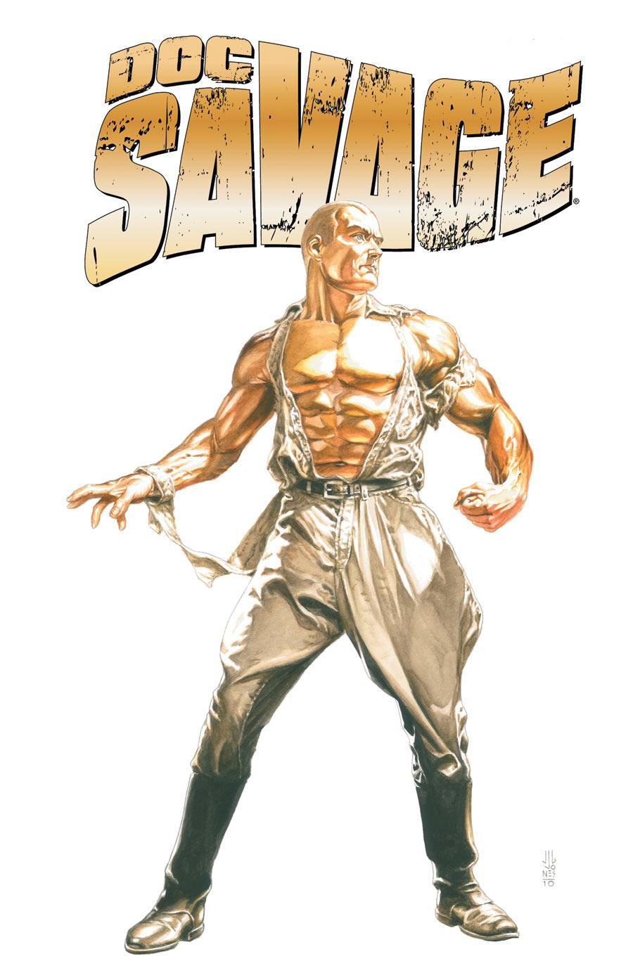 Doc Savage Vol 3 10