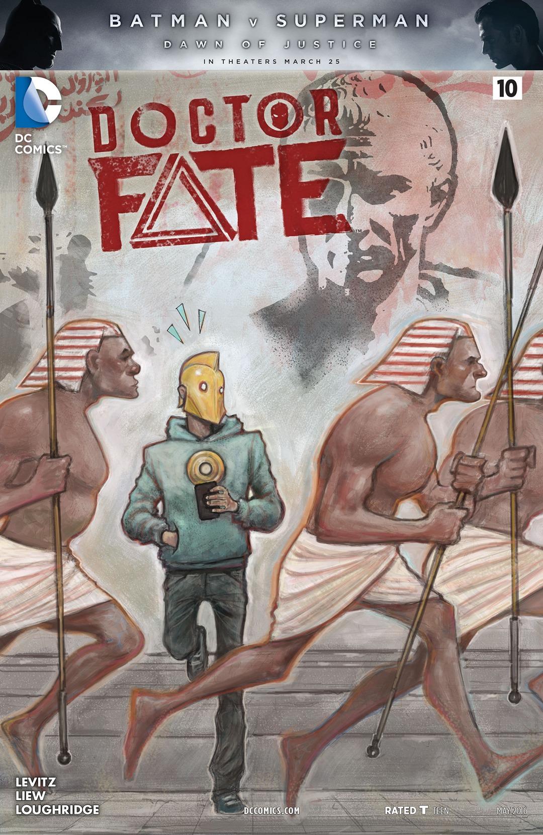 Doctor Fate Vol 4 10