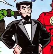 Duke of Deception DC Super Friends 001