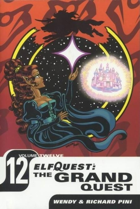 ElfQuest: The Grand Quest Vol. 12 (Collected)