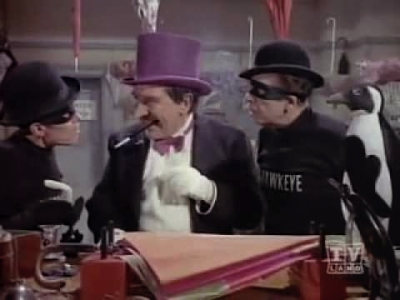 Batman (1966 TV Series) Episode: Fine Feathered Finks